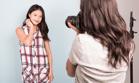 120 Min. Cover-Fotoshooting zu verschiedenen Themen für 1-2 Pers. bei Beautyshots Hamburg