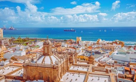 ✈Islas Canarias: 3, 5 o 7 noches con vuelo de ida y vuelta desde Madrid o Barcelona a isla a elegir para 1 persona