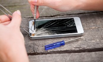 Up to 57% Off on On Location Cell Phone Repair at Phone Doctor DC