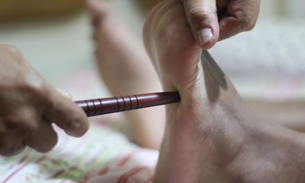 $45 for 60-Minute Reflexology Foot Massage at Westport Massage ($60 Value)