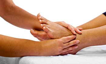 Up to 65% Off Reflexology Sessions at Spa Logic
