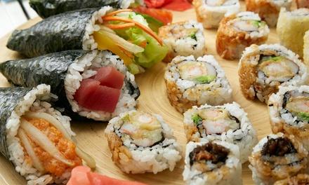 Wertgutschein über 10 oder 20 € anrechenbar auf die gesamte Speisekarte bei Mr Moto Sushi