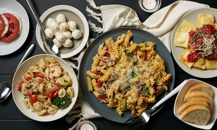 Food and Drinks for Two at Noodles Panini (40% Off)