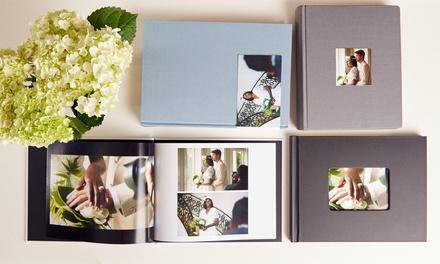Gepersonaliseerd fotoboek met harde kaft en 20100 pagina's