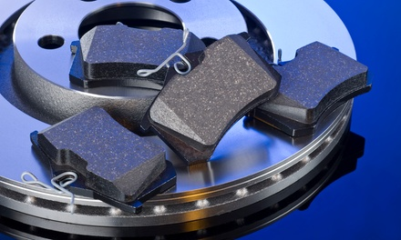 Up to 57% Off on Car & Automotive Brake Pad Replacement at Pit Stop Auto Repair
