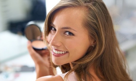 $150 for Online Detox Your Beauty Bag & Makeup Lesson from No Faux Mindful Beauty & Wellness ($350 Value)