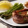 3-Gänge-Steak-Menü mit Digestif