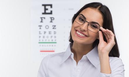 Occhiali da vista con lenti a scelta e montatura firmata a Casier a 39,90€euro