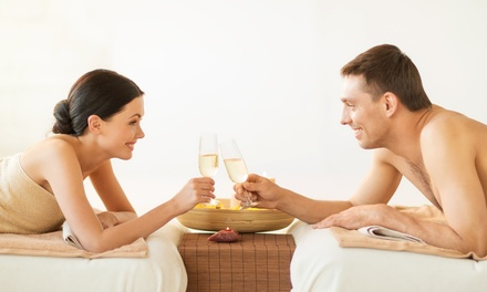 Spa Service of Choice or Couples Massage at The Spa at Emerald Grande (Up to 50% Off). Four Options Available.