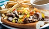 Up to 33% Off Take-out Sandwiches at Alessios Seafood Grille