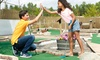Up to 46% Off Mini-Golf at AJ's Family Fun Center