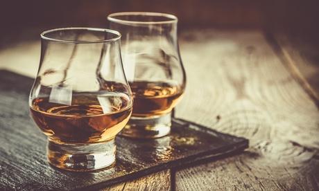 Whisky- oder Rum-Tasting für 1 bis 4 Personen im Weinhaus am Stadtrand Marco Lehmitz  in Wissen