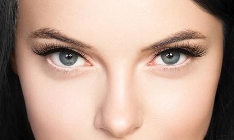 Wimpern-Lifting inkl. Färben opt. Gesichtsbehandlung für Damen bei Kosmetik Viktoriya Klein
