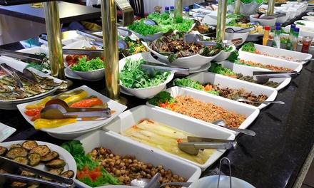 Türkischer Brunch inkl. Tee Flatrate für 2 bis 8 Personen im Buhara Restaurant (bis zu 32% sparen*)