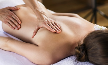 $19 Minute Student Myotherapy or Aromatherapy Session at Max Therapy Institute Up to $35 Value