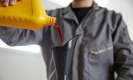 $24.95 for Full-Service Conventional Oil Change at Hometown Lube ($44.95 Value)