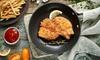Currywurst oder Schnitzel