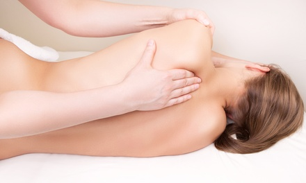 60- or 90-Minute Deep-Tissue Massage with Cupping and Aromatherapy at The Massage Clinic of OKC (Up to 40% Off)