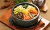 Menu aux saveurs coréennes