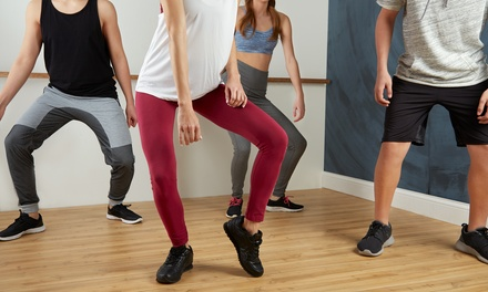 $29 for Choice of Eight-Week Dance Course at Kokoloco Dance Studio (Up to $142.90 Value)