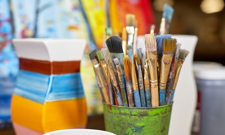 Furniture Painting Workshop Lesson for One, Two, or Three at The Annie Sloan Shop (Up to 51% Off)