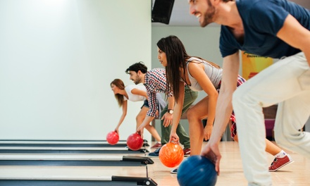 Bowling Packages at Holiday Lanes (Up to 60% Off). Three Options Available.