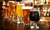 39% Off Beer or Cider Tasting Package at Blue Skies Brewery