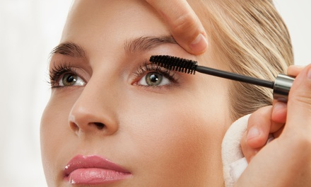 One Full-Face Makeup Application or One-on-One Makeup Tutorial at Simonne Pastore Style (Up to 52% Off)