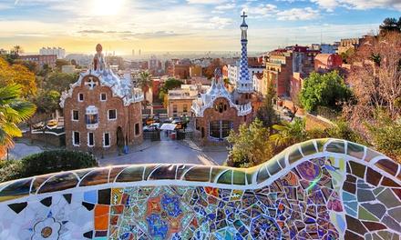 Barcelona: habitación doble o twin para 2 personas con desayuno y opción a media pensión en Golden Tulip Barcelona 4*