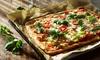 Pizzablech 60 cm x 40 cm