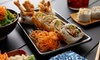 Up to 35% Off Dining at Lemon Tree Fusion Sushi Asian Cuisine