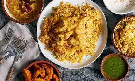 IndiaasNepalees 3gangen keuzemenu bij Himalayan Kitchen aan de Ten Katestraat in Amsterdam vanaf 2 personen