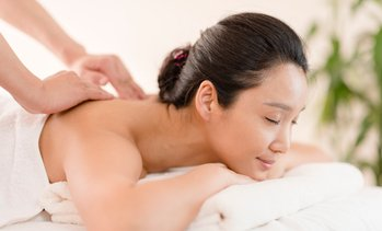 Up to 57% Off Massage Therapy at Skin Beauty Bar