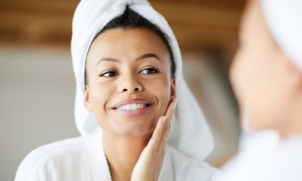 Deluxe Facial & Massage Pkg ($39) + Express Microdermabrasion ($59) or Oxygen Facial ($89) at Get Smart Beauty Room