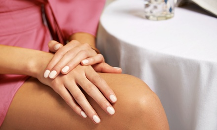 Express or Luxury Manicure with Gel Polish at Beauty at The Inns *