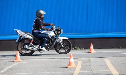 Permis moto avec ou sans code