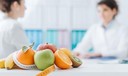 Uno o dos meses de asesoramiento nutricional en Centre Mèdic Nayade (hasta 77% de descuento)