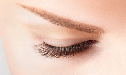 $159 for Eyebrow Microblading at Amahle Brow Bar and Cosmetic Tattooing (Up to $350 Value)