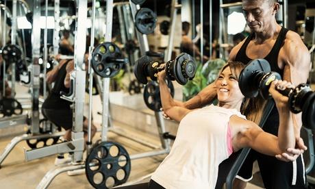 Bis zu 56 Prozent Rabatt auf Tanzkurs Fitness bei FITNESS KÖNIGIN - Frauen Fitness Club Leipzig