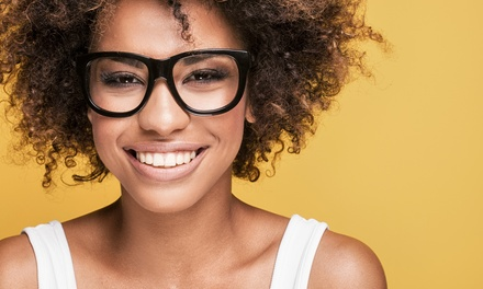Contact Lens or Eye Exam with Discount Towards Eye Care Supplies at Elite Eye Care (Up to 88% Off)