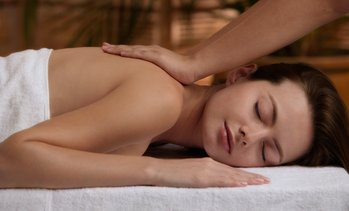 30-minute Deep Tissue Massage or 45-minute Hot Stone Massage