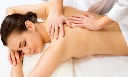 90-Minute Full-Body Massage and Foot Spa Pamper Package at Perfect Body Care (Up to $115 Value)