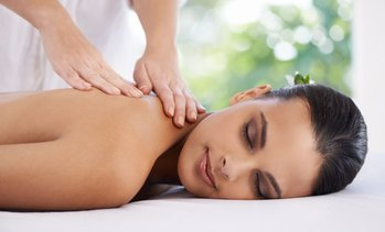 24% Off Custom Massage at Amenity Spa