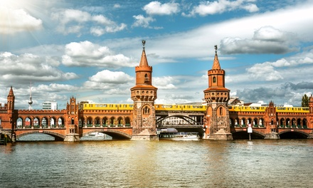 ✈ Berlin, Prague, Vienna and Budapest: 8 Nights at Choice of Hotels with Flights and Train Transfers*