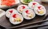 Up to 35% Off on Sushi Restaurant at Garín Art Sushi Caffe
