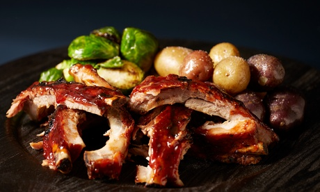 Food and Drinks at The Pot Smoker BBQ (Up to 35% Off). two Options Available.