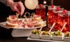 ⏰ Apericena a buffet e Prosecco