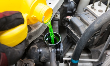 Up to 56% Off on Car & Automotive Coolant Flush / Fill at Discount Kar Kare