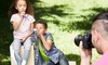 Up to 79% Off 60-Minute In-Home Photo Shoot