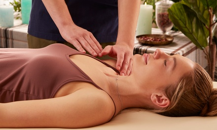 One or Three 50-Minute Reiki Sessions at The Healing Heart (Up to 63% Off)